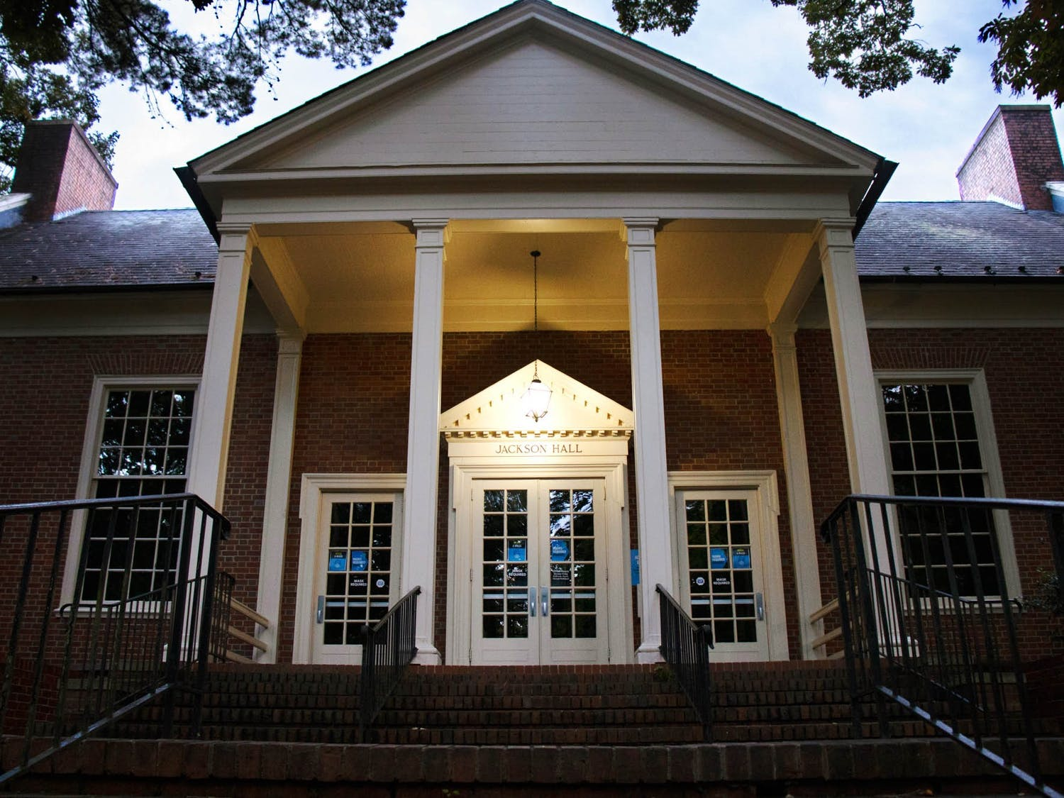 UNC's Office of Undergraduate Admissions is pictured on Oct. 25.