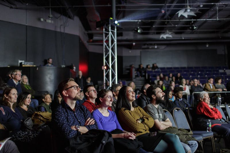 The 14th annual Carrboro Film Fest serves as a good platform for people in the UNC community to show their filmmaking skills. Photo courtesy of Alex Boerner.