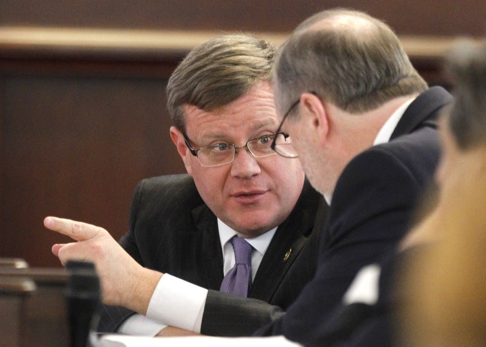 Here's how students feel about Tim Moore potentially serving as UNC-system president