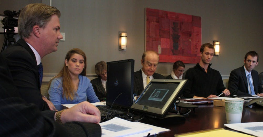 15.6 percent tuition hike likely to pass through Board of Trustees committee