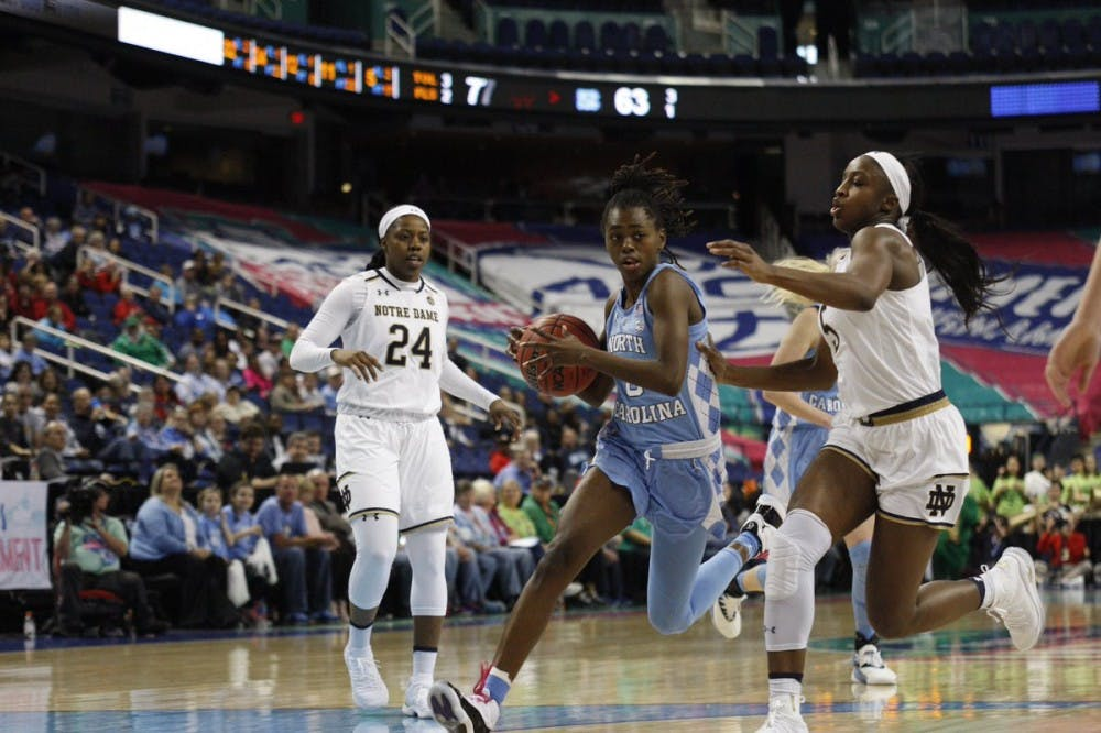 After ACC Tournament loss to Notre Dame, UNC focused on return to postseason