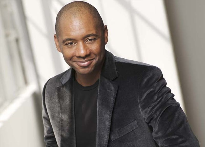 Branford Marsalis, an internationally recognized saxaphonist, will play at Memorial Hall with the North Carolina Jazz Repertory Orchestra.  Courtesy of Carolina Performing Arts