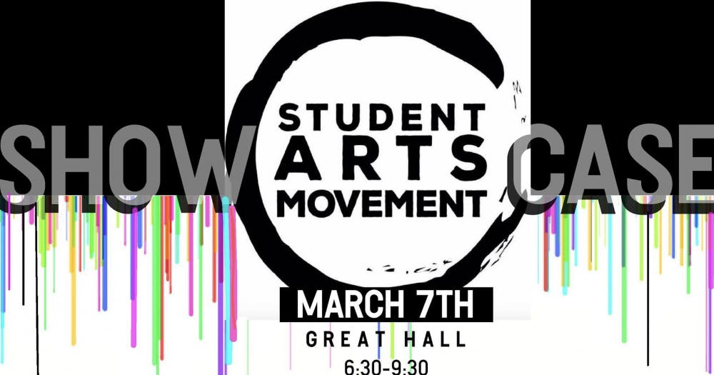 Find your creative niche with the Student Arts Movement Showcase