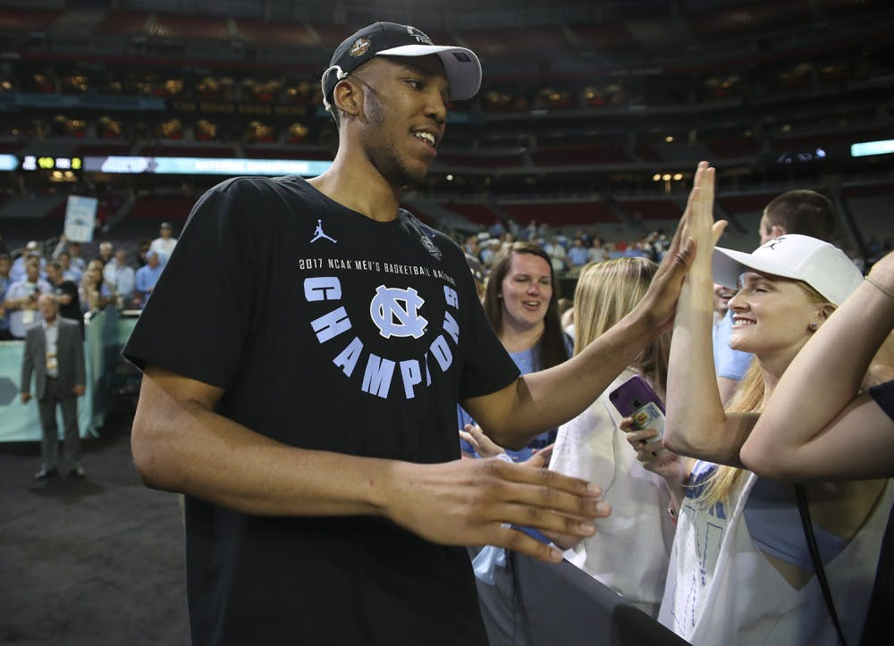 Tony Bradley forgoes sophomore season, declares for 2017 NBA Draft