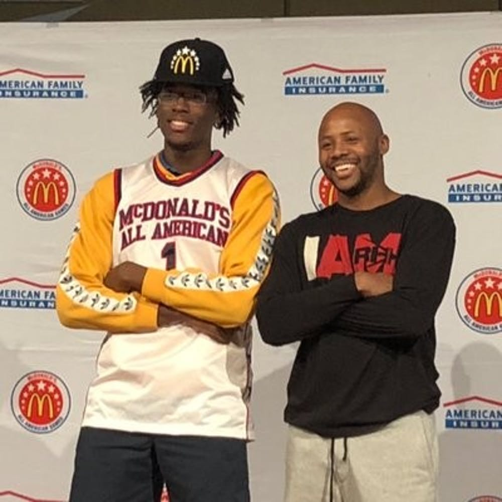 4684521b335 How Nassir Little became a basketball star with the help of Darryl ...