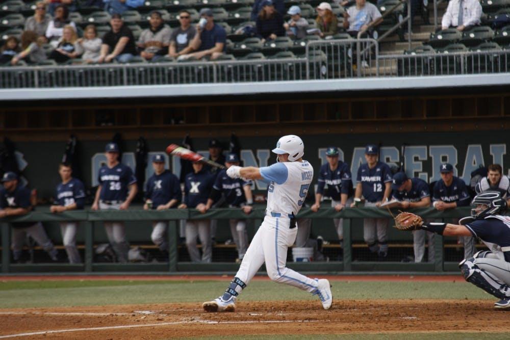 UNC baseball's Ashton McGee finds his rhythm, beats Virginia in walk-off fashion