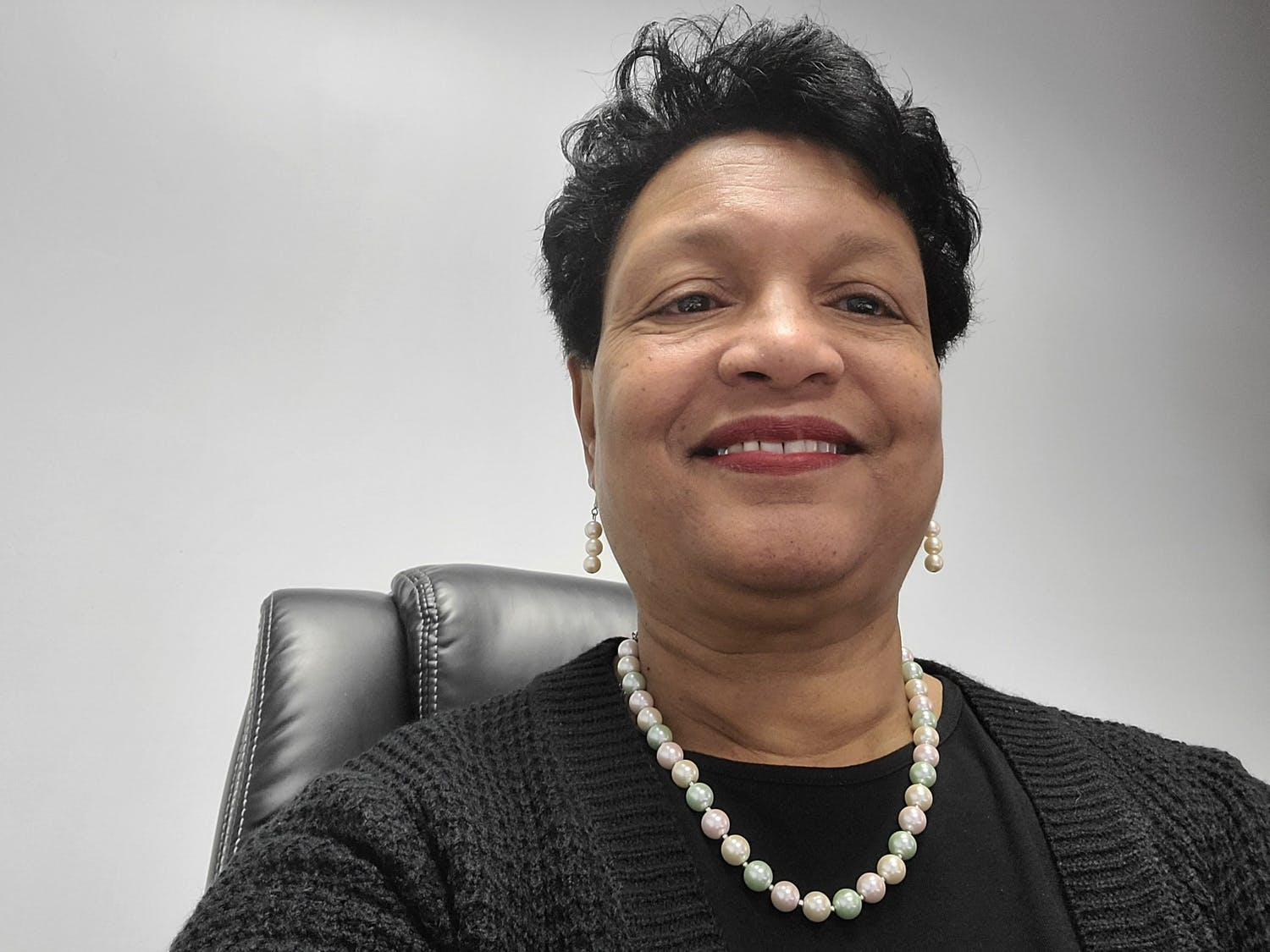 Exective Director for EmPOWERment Inc. Delores Bailey is the 2021 Chapel Hill-Carrboro NAACP Dr. Martin Luther King, Jr. Community Service Award recipient. Photo courtesy of Delores Bailey.