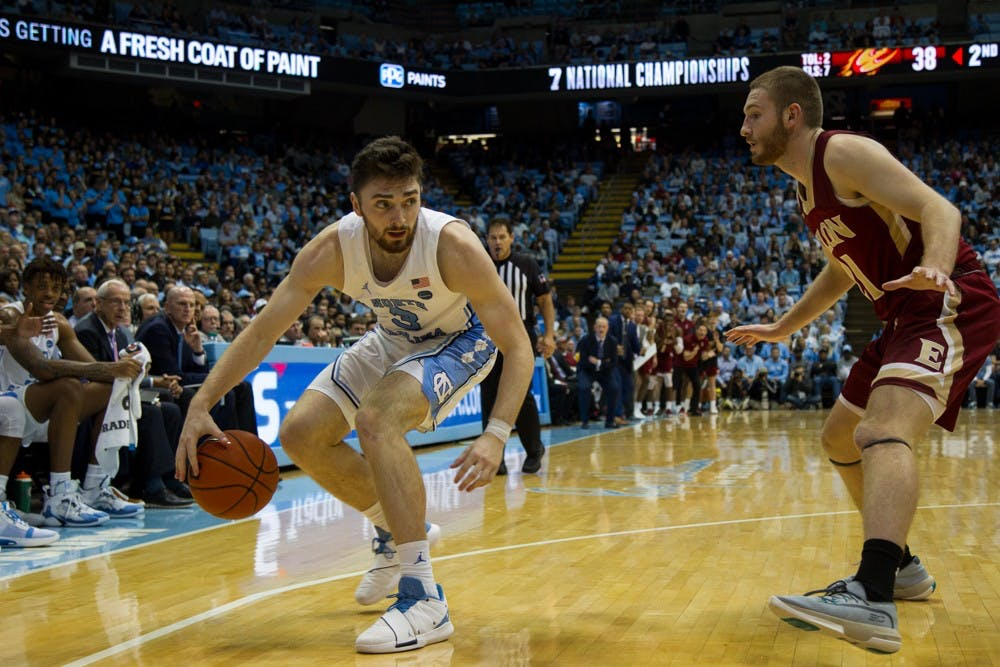 UNC comeback falls short against Michigan after fatal second-half cold stretch