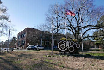 The statewide poll found 61 percent of respondents were unsure of their opinion of Carrboro.