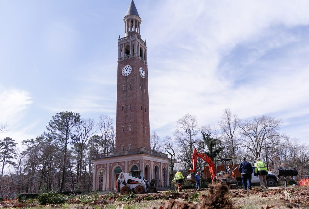 UNC's Master Plan: Where will the money come from?