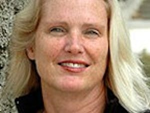 Carol Pardun, of the University of South Carolina, will have her open forum Wednesday at 2 p.m. in Gerrard Hall.