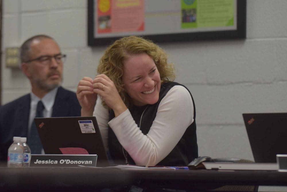 Mandarin magnet program and vacant seat discussed at CHCCS Board of Education meeting