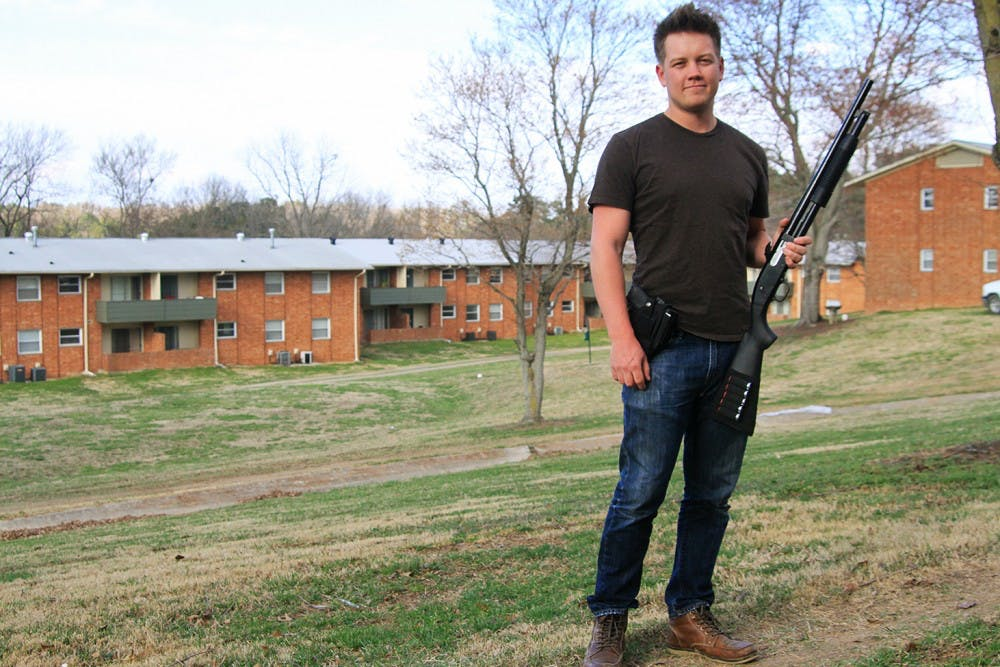 Some say concealed carry on campus would help curb assaults