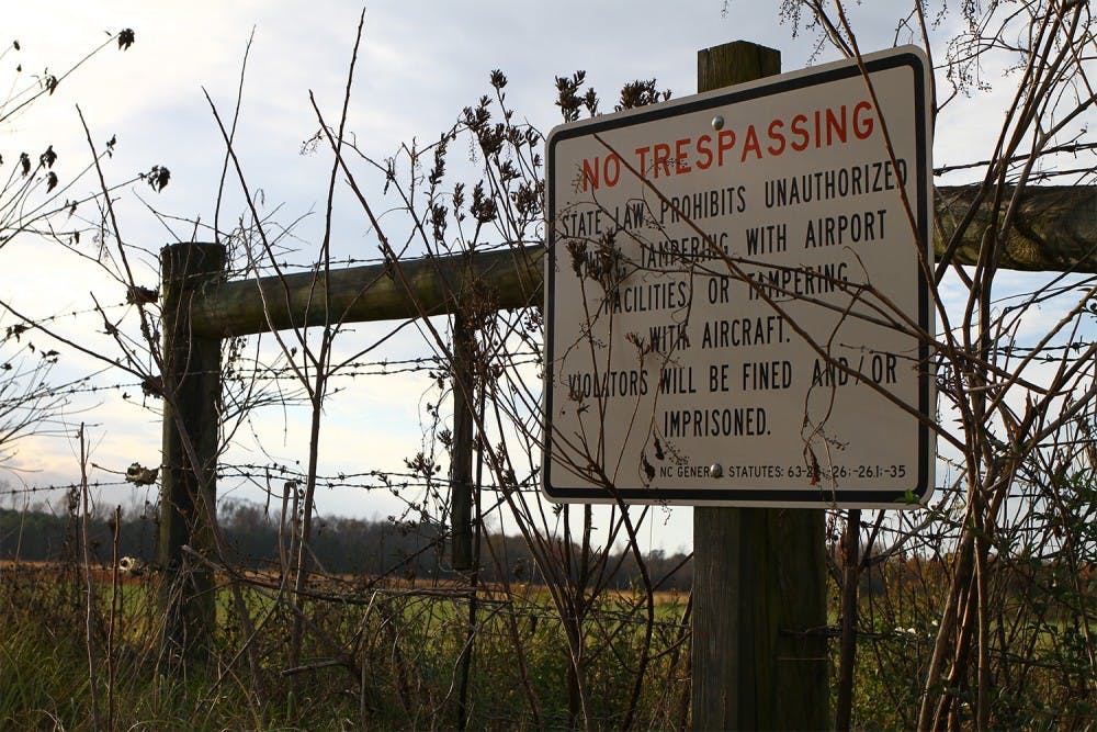 NC's Johnston Regional Airport linked to CIA torture program