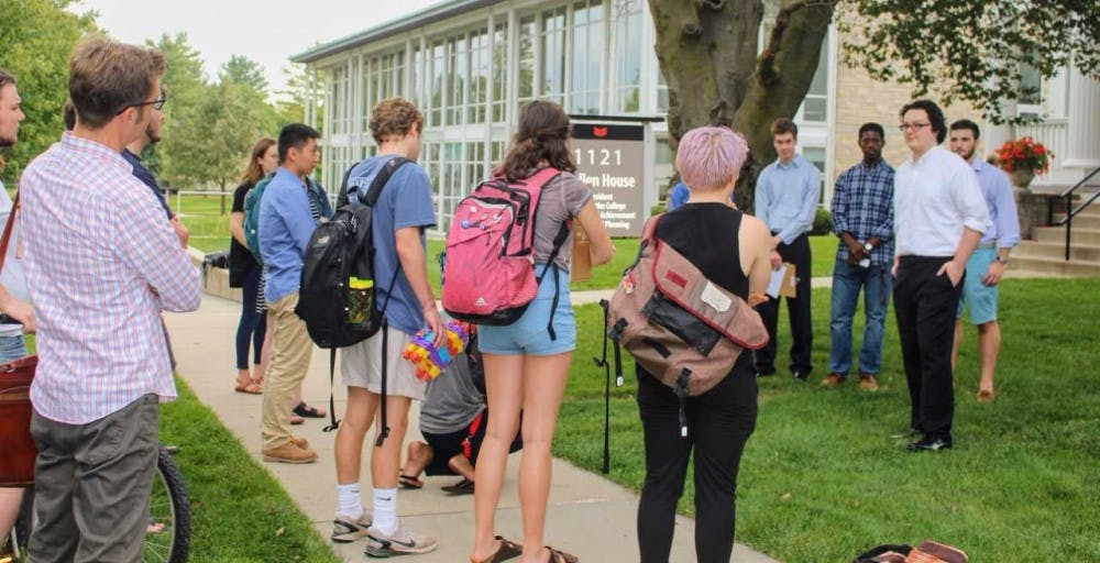 Grinnell College attempts to become most unionized campus in America