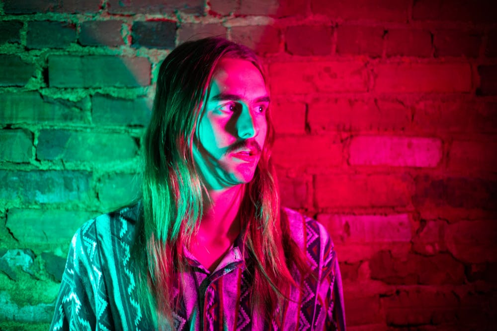 <p>DTH Photo Illustration. Assistant Photo Editor Ira Wilder examines the electronic microgenre of hyperpop in this week's music column.</p>