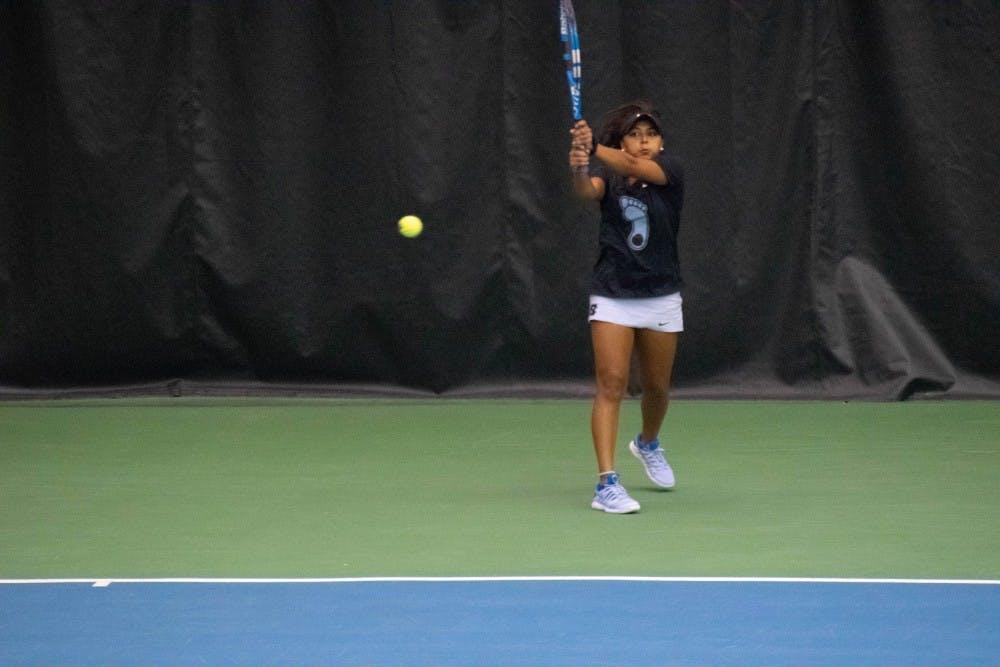 UNC women's tennis sees an opportunity in Kitty Harrison Invitational