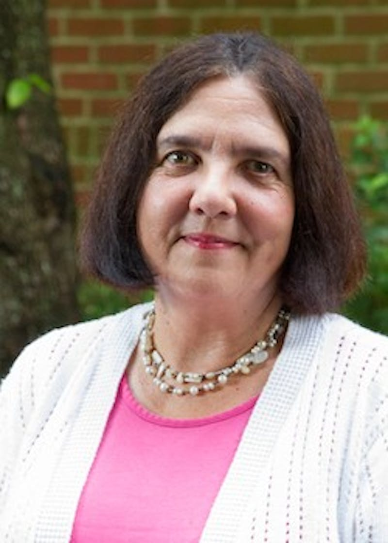 Jacquelyn Gist is a candidate for the Carrboro Board of Aldermen. Photo courtesy of the town of Carrboro.