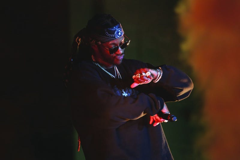 2 Chainz performed at Carmichael Arena on Sat. April 1 for the Carolina Union Activities Board's 2017 Spring Jubilee concert.