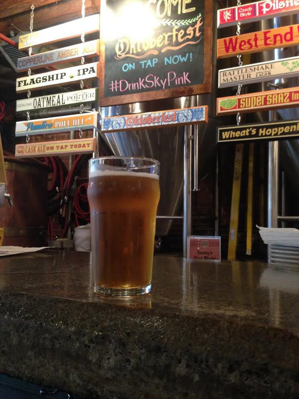<p>The Great American Beer Festival will include local brewers. The festival starts tomorrow and runs through the 8th.&nbsp;</p>