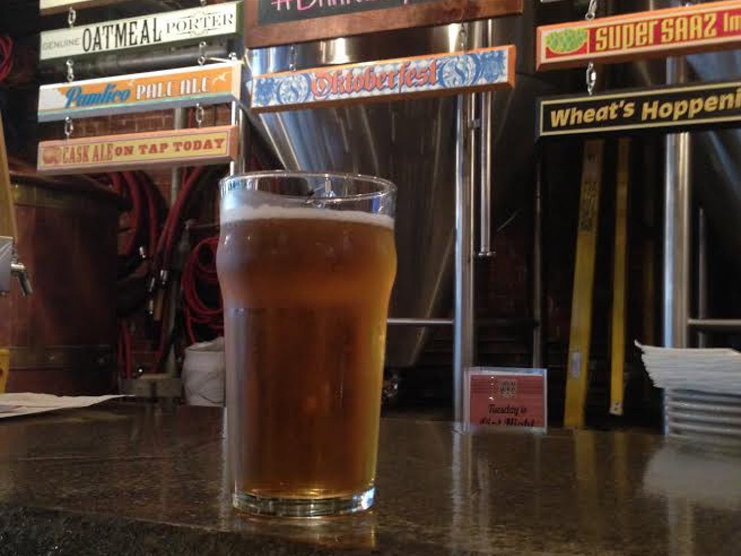 The Great American Beer Festival will include local brewers. The festival starts tomorrow and runs through the 8th.
