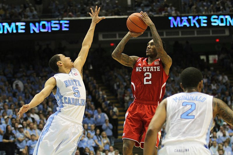 UNC Men's Basketball vs. NC State