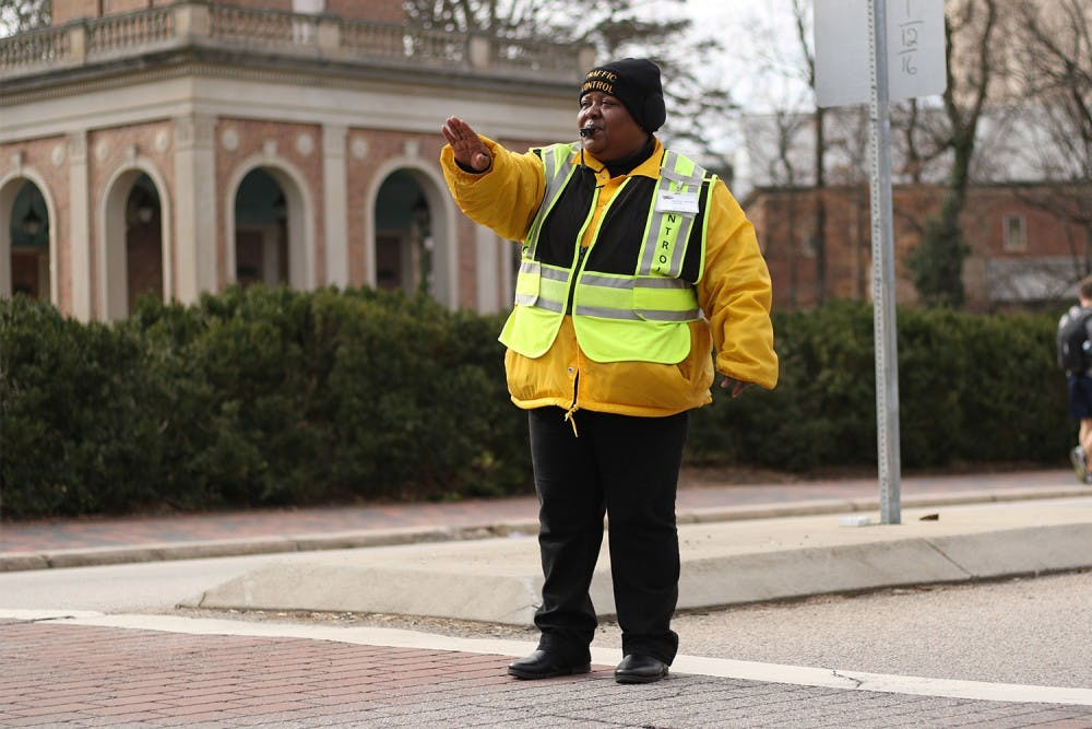 UNC's favorite crossing guard gets recognition on Facebook