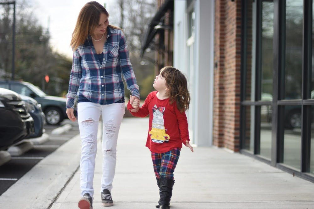 Horizons program gives struggling mothers a second chance at a new life