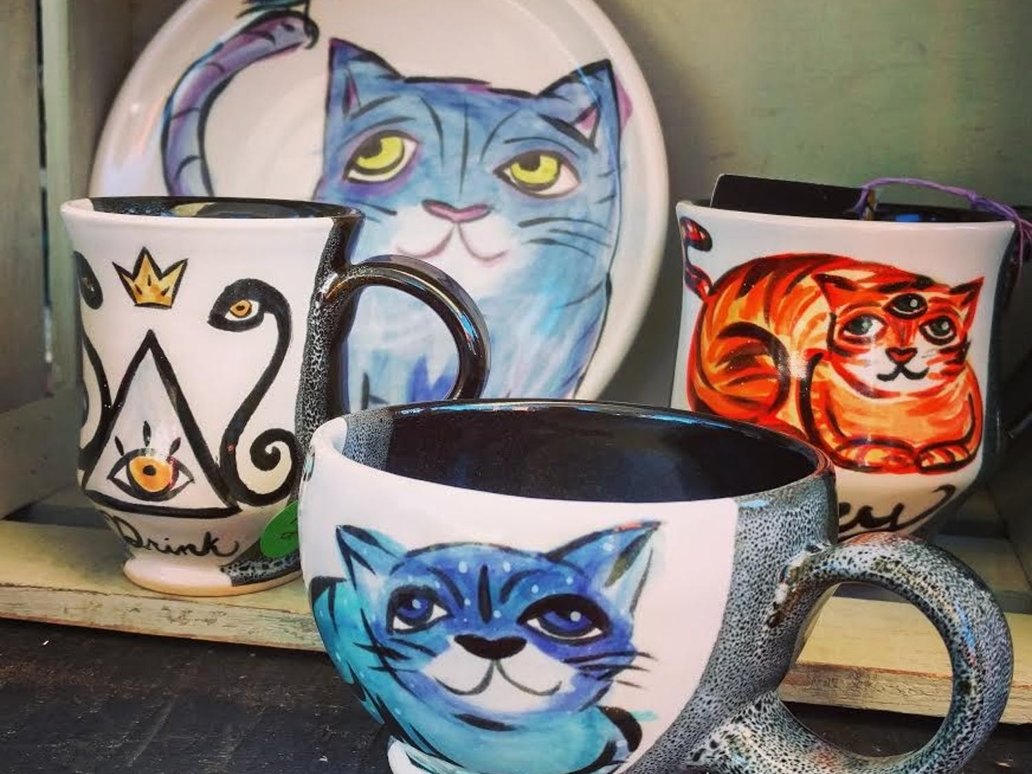 The Holiday Bazaar Craft and Art Market will be held at The Commons in Carrboro November 13th.  Photo Courtesy of Meghan Morgan.