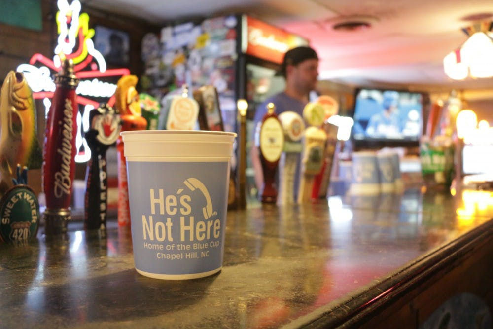 """Q&A with Fleming Fuller, general manager of Franklin Street bar """"He's Not Here"""""""