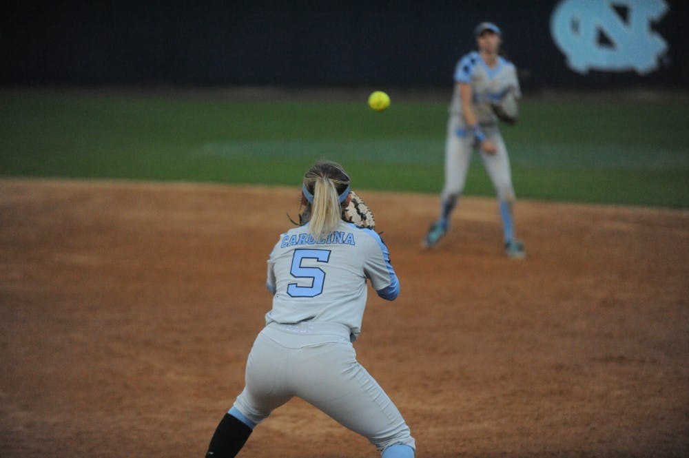 UNC softball has home winning streak snapped by Florida State, 8-6