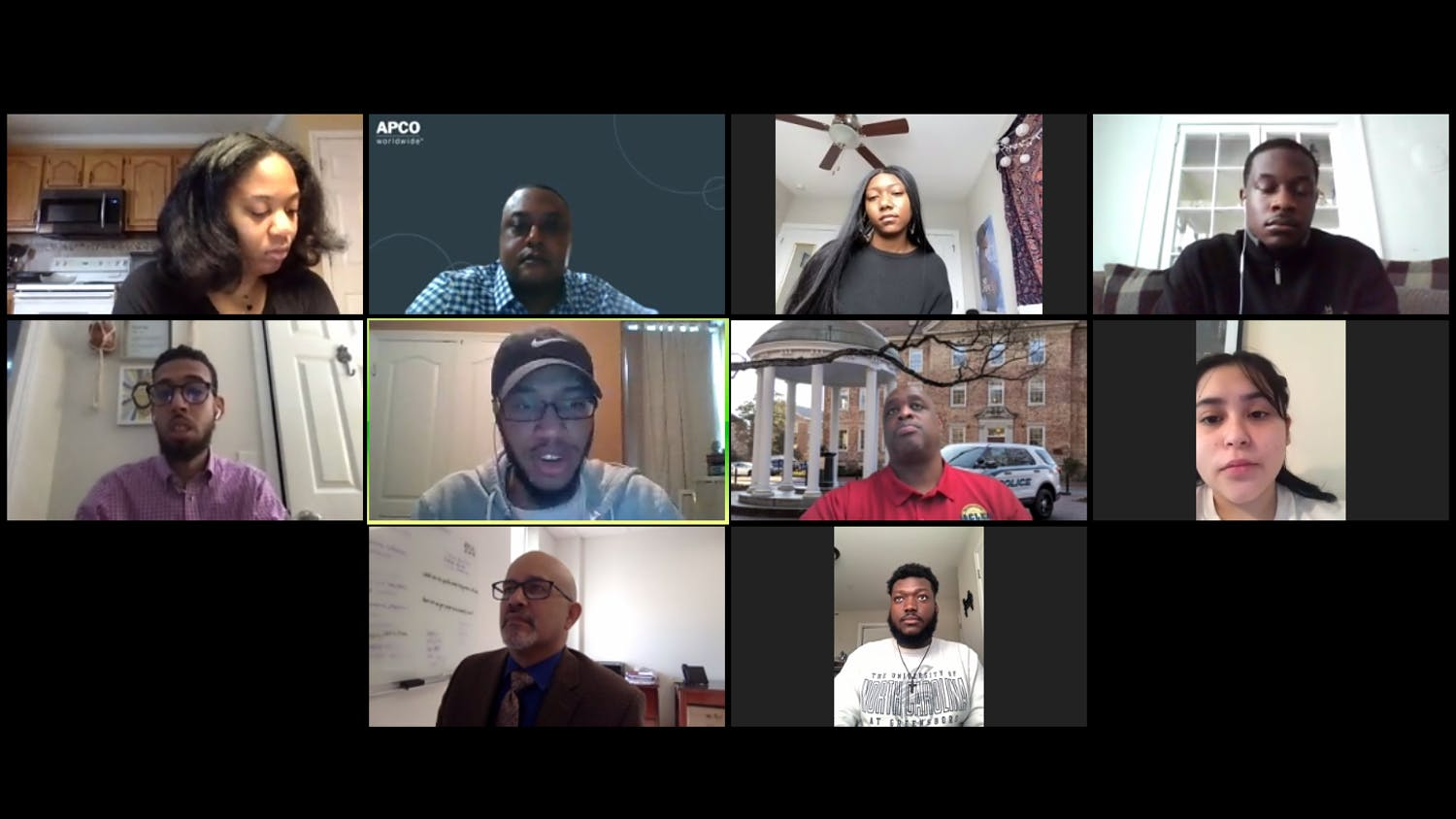 The UNC System Racial Equity Task Force is holding a series of virtual town halls for students, staff and faculty to provide feedback on racial equity at individual institutions and in the UNC System.