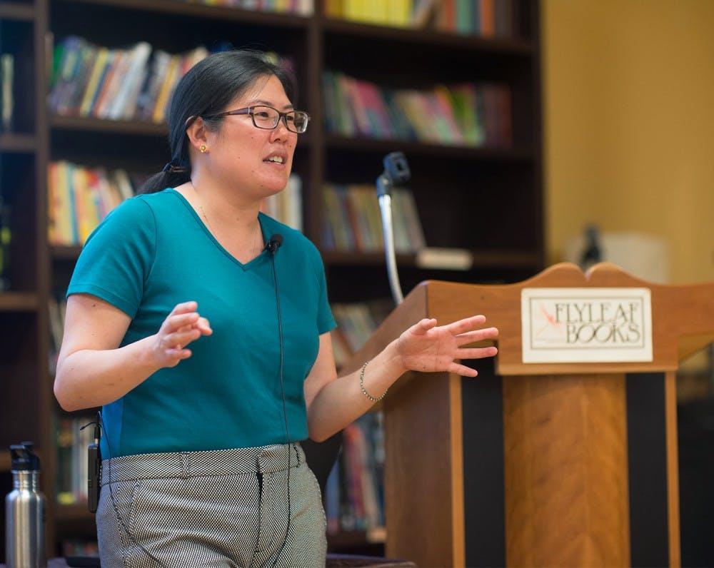 Professor combines fiction and politics at Flyleaf
