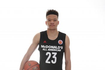 Kevin Knox, a five-star forward from Tampa, Fla., is considering UNC men's basketball as one of his college options for 2017.