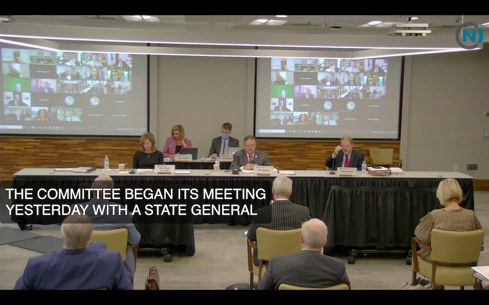 <p>UNC Board of Governors meet on Oct. 22 to discuss incorporating equity and accessibility in higher education and budgetary needs.&nbsp;</p>