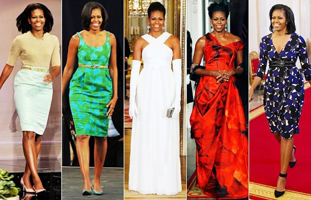6 of Michelle Obama's best moments