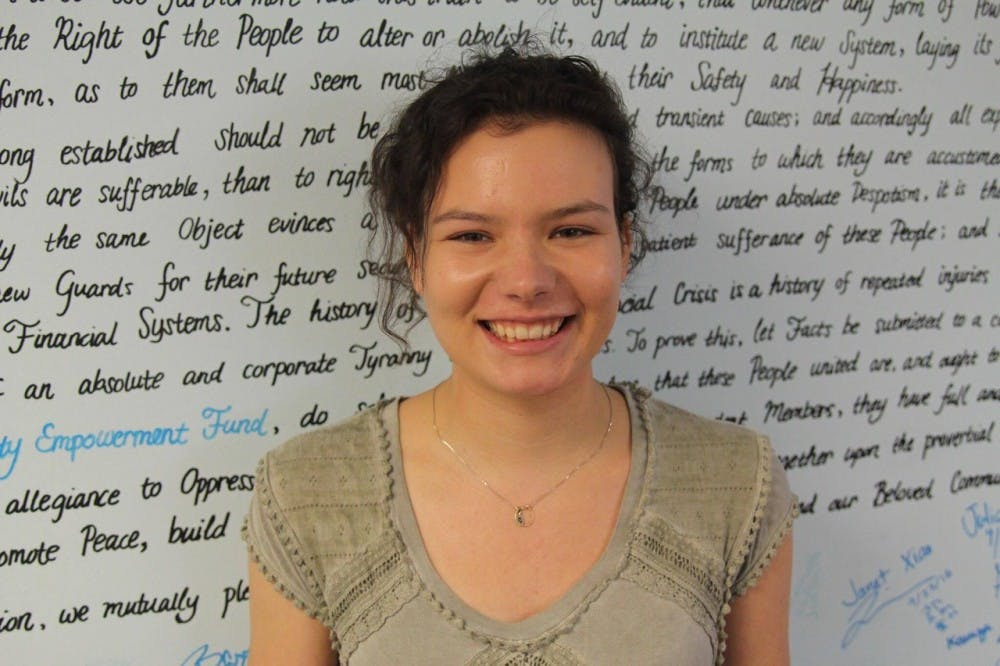 Meet Gabi Stewart, Duke's newest Rhodes Scholar