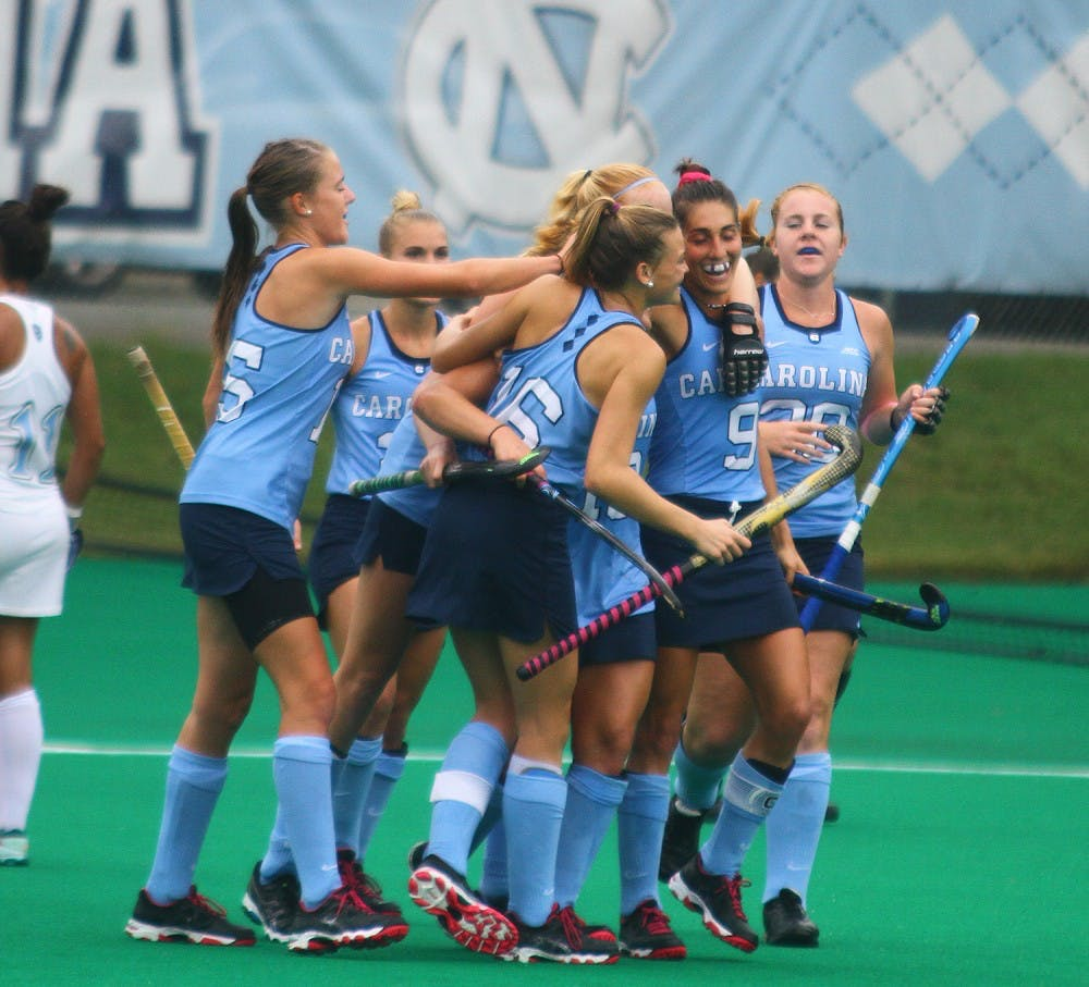 Successful senior class secures statement win for field hockey