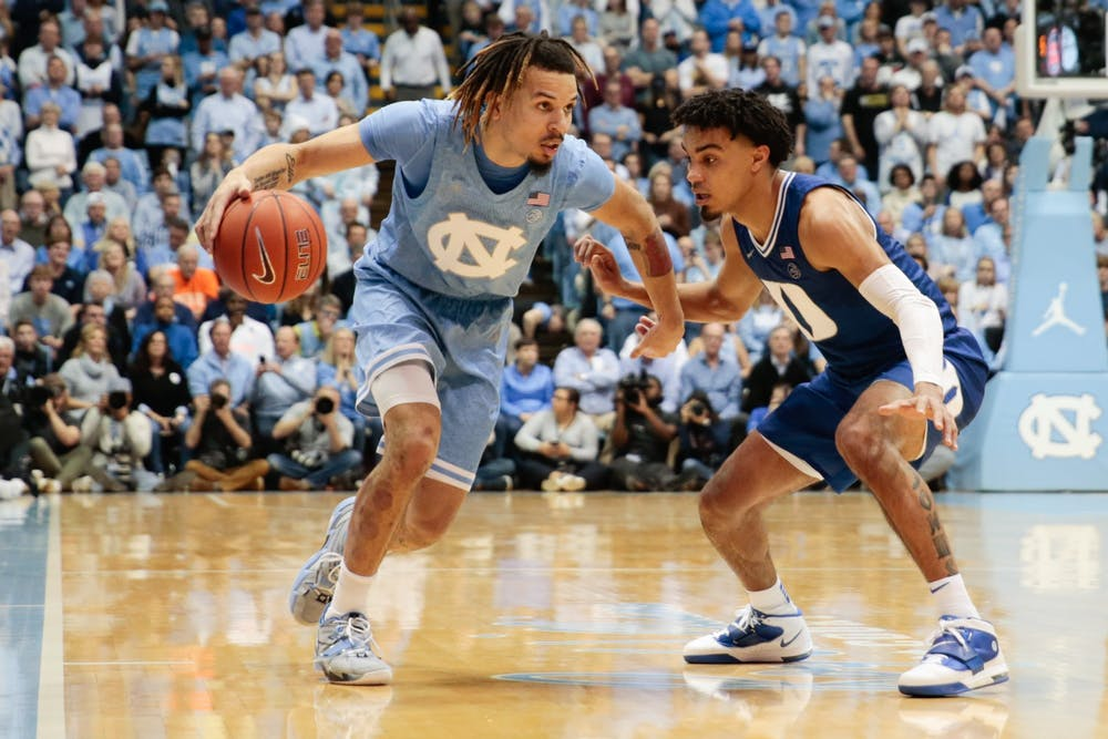 Take a look at what has changed for UNC since its last matchup with Duke
