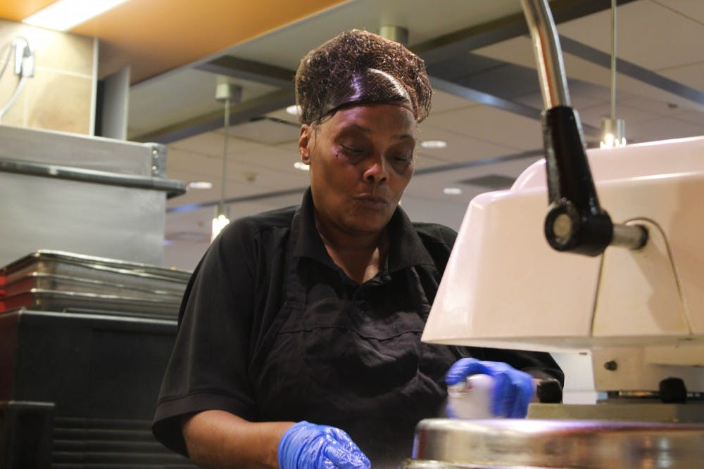 Students appreciate CDS workers for National Food Service Employees Day