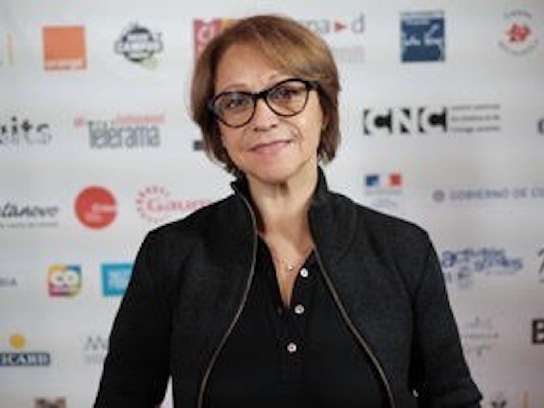"Margarita Cadenas is the director of ""Women of the Venezuelan Chaos."" Photo courtesy of Randi Emerman."