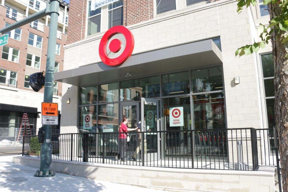 Target pledges to meet living wage by 2020