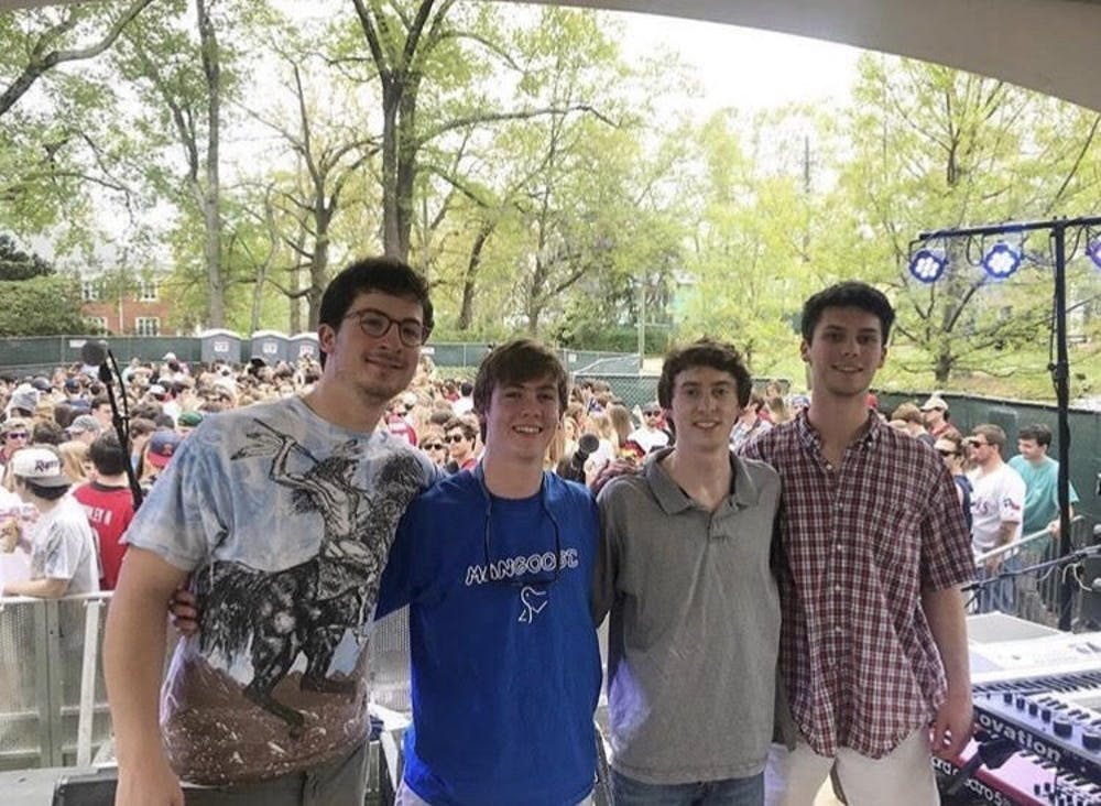 The goose is loose: Meet the UNC student band Mangoose