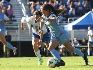 Women's Soccer at Duke