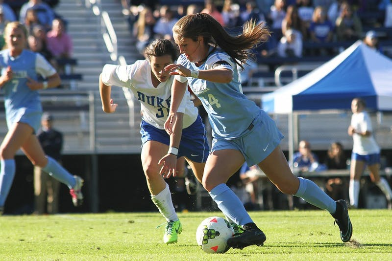 Women's Soccer at Duke