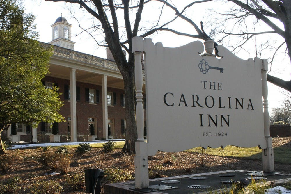 You can buy study space and snacks at the Carolina Inn for $199