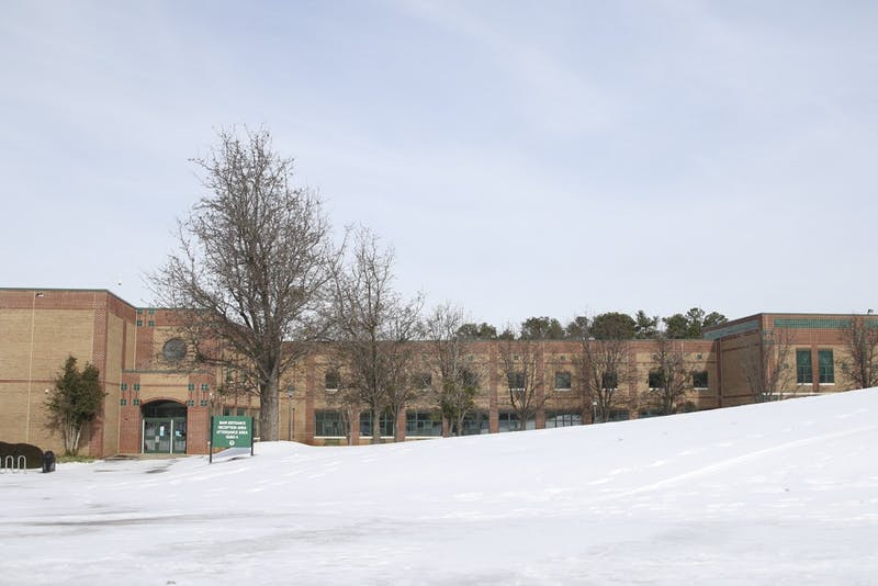East Chapel Hill High School