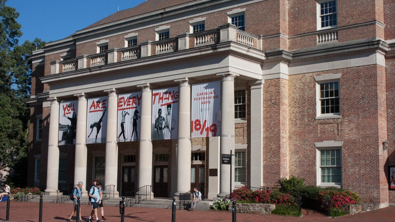 Memorial Hall is Carolina Performing Arts' largest venue. Carolina Performing Arts plans to implement sensory-friendly systems to make their productions more inclusive for patrons.