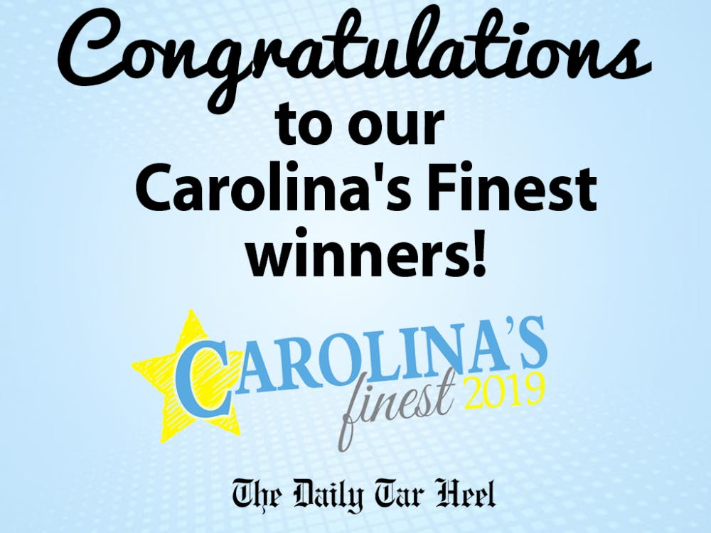 Congratulations to our 2019 Carolina's Finest winners!
