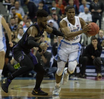 UNC defeated Washington 81-59 in the second round of the NCAA tournament at Nationwide Arena in Columbus, OH on Sunday, March 24, 2019.